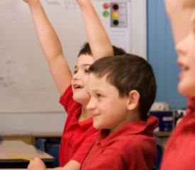 Classroom energy savings
