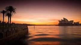 Sydney Harbour  ...