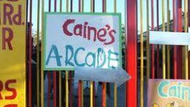 Caine's Cardboard Arcade...