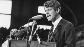 Robert Fitzgerald Kennedy on Gross Domestic P...