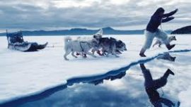 Indigenous people of the Arctic...