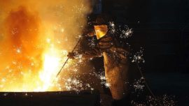 Waste revolution a boost for 'green' steel...