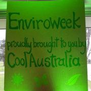 Take on the Enviroweek 2013 Challenge!