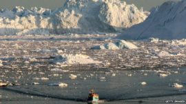 Arctic methane 'time bomb' could have huge ec...