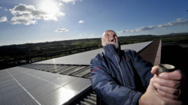 Farmers could use land to create power as wel...