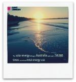 Solar energy poster