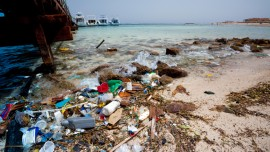 Redrawing the map could reveal ocean garbage ...