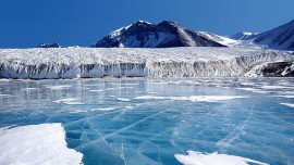 What lies beneath Antarctica's ice? Lakes, ...