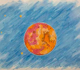 Art & Craft – Planet Art – Years 5 & 6