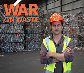 War On Waste – Tuning Into Plastic Waste – Years F to 3