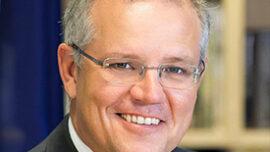 Aussie kids ask Prime Minister Scott Morrison...