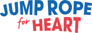 Jump Rope for Heart text logo
